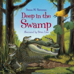 Deep in the Swamp - Paperback