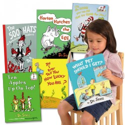 Dr. Seuss Book Collection (Set of 6)