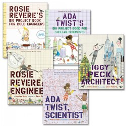 Scientific Thinking Books - Set of 5