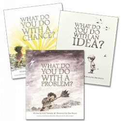 Critical Thinking Books - Set of 3
