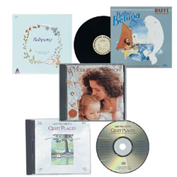 Baby Song Set - Set of 4 CD's