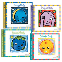 Music for Baby Set ( Set of 4 CDs)