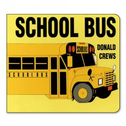 School Bus - Board Book