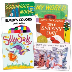 Classic Board Books Set 2 - Set of 6