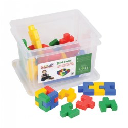 Mini Forks Manipulative Set (50 Pieces)