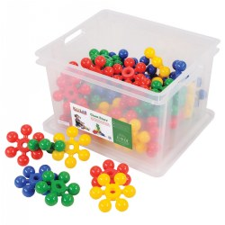 Giant Stars Jumbo Manipulative Set - 50 Pieces