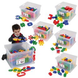 Manipulative Set 2 - 320 Pieces