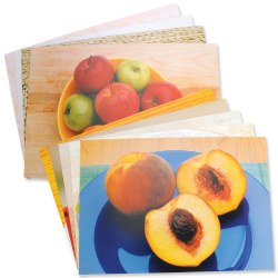 Fruits & Vegetables Posters - Set of 14