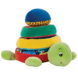 Magnetic Stacking Turtle