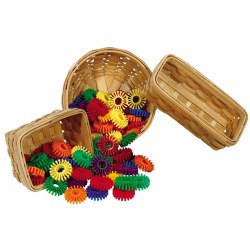 Wooden Baskets (Set of 3)