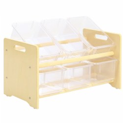 Carolina Toddler See-All Storage Center
