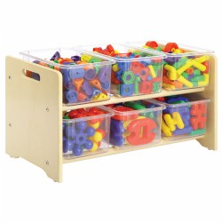 Toddler See All Storage Center