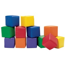 Primary Toddler Blocks - Set of 12