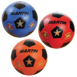 Youth Colorful Size 4 Soccer Balls