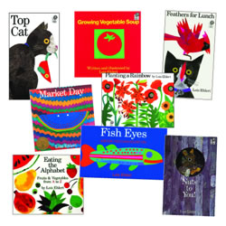 Lois Elhert Books - Set of 8
