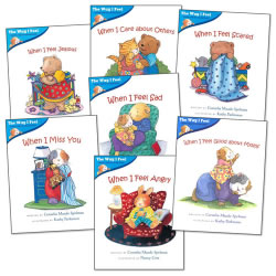 The Way I Feel Books - Set of 6