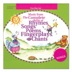 Music from the Complete Book of Rhymes, Songs, Fingerplays, and Chants (CD)