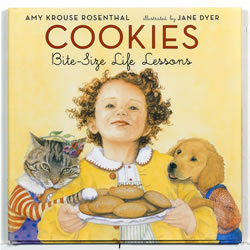 Cookies Bite - Size Life Lessons  - Hardback