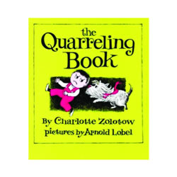 The Quarreling Book - Paperback