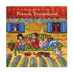 French Dreamland CD