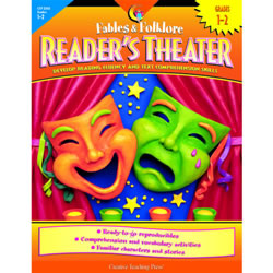 Fables & Folklore Readers Theater Grades 1-2