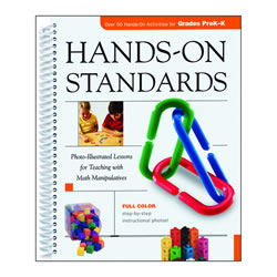 Hands-On Standards®: PreK-K