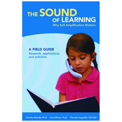 The Sound of Learning Book: Why Self-Amplification Matters
