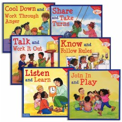 Learning to Get Along® Paperback Books Set 2 - Set of 6
