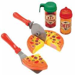 Cut 'N Play Pizza Set