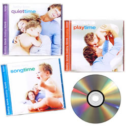 Baby Love CD Set - Set of 3