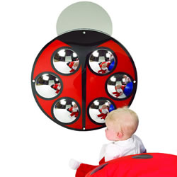 Lily the Ladybug Mirror