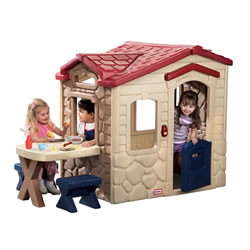 Picnic Patio Playhouse