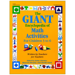The Giant Encyclopedia of Math Activities