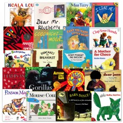 The Best Assortment of Paperbacks for Your Classroom - Set of 20