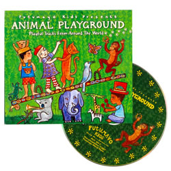 Animal Playground CD