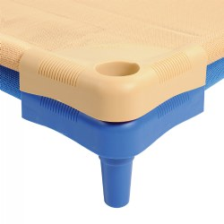 Kaplan Toddler Stackable Cots