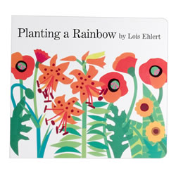 Planting a Rainbow - Board Book