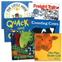 Classic Board Books - Set of 6