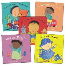 Toddler Tales Book Set - Set of 5