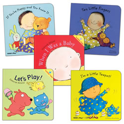 Toddler Tales Books (Set of 5)