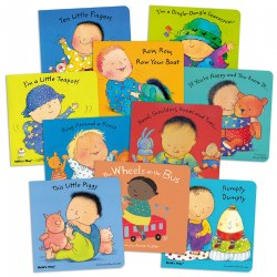 Sing-A-Song Board Books