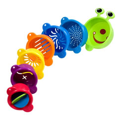 Caterpillar Spillers (set of 7)