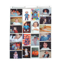 Classroom Photo Display