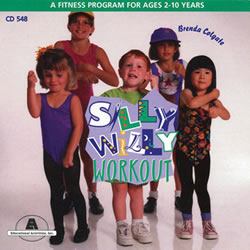 Silly Willy Workout -CD