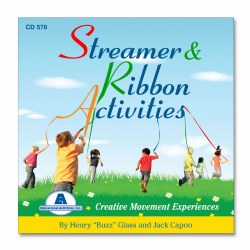 Streamers and Ribbon Activities CD