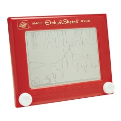 Etch A Sketch® Classic Drawing Toy with Magic Screen