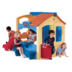 Outdoor Playhouses U0026 Climbers