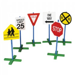 Drivetime Signs - Set of 7