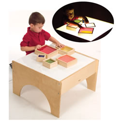 Toddler Light Table