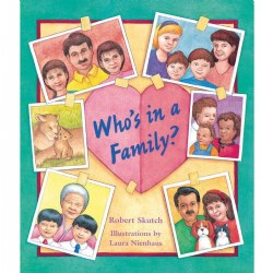 Who's in the Family? - Paperback